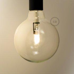 Ampoule globe Halogène Halo 126 42W Dimmable E27