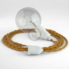 Créez votre Snake Effet Soie Or TM05 et apportez la lumière là où vous souhaitez.