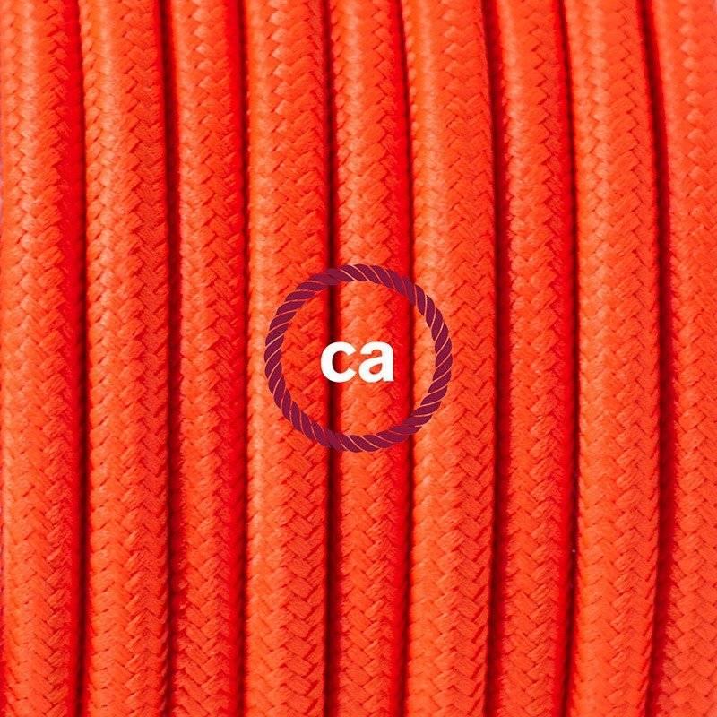 Créez votre Snake pour Abat-jour Orange Fluo RF15 et apportez la lumière là où vous souhaitez.