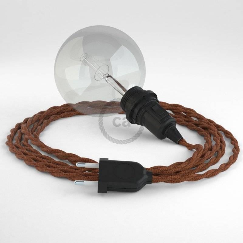 Créez votre Snake pour Abat-jour Coton Daim TC23 et apportez la lumière là où vous souhaitez.