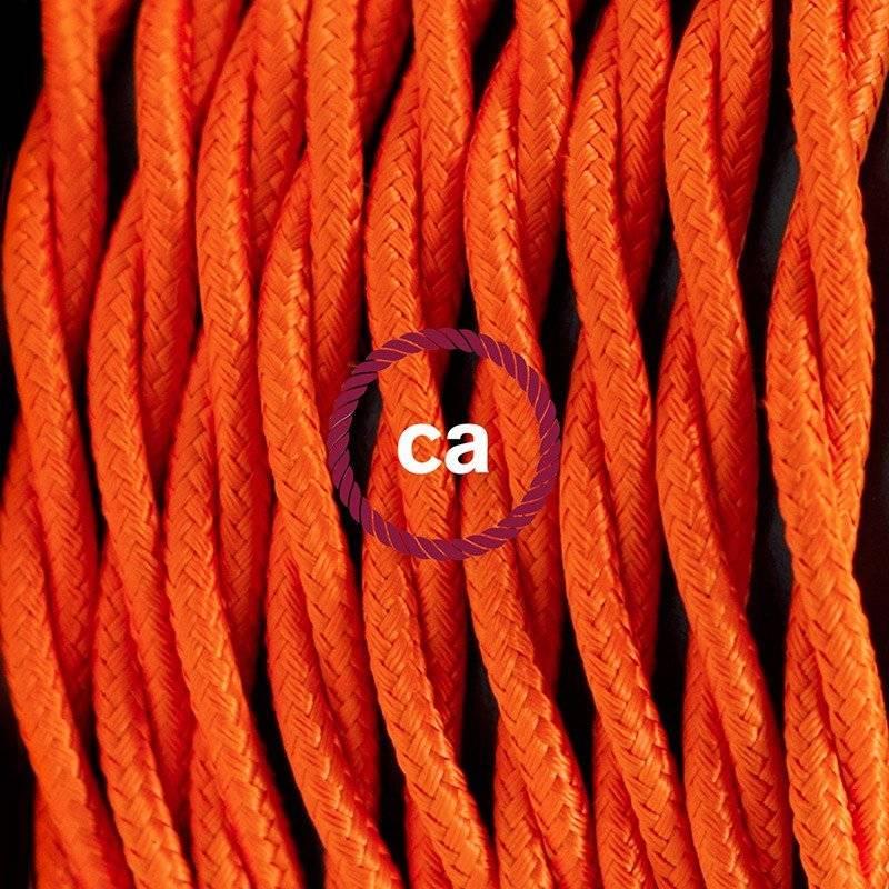 Créez votre Snake pour Abat-jour Effet Soie Orange TM15 et apportez la lumière là où vous souhaitez.