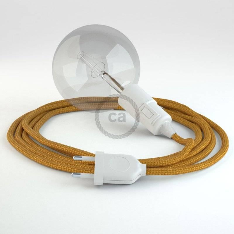 Créez votre Snake Effet Soie Or RM05 et apportez la lumière là où vous souhaitez.