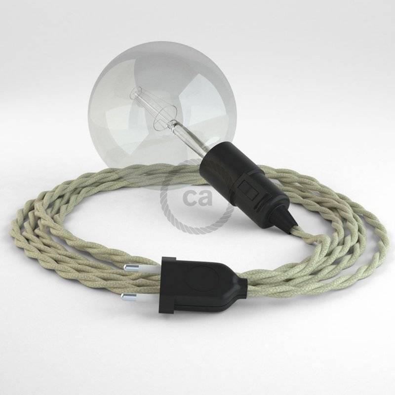 Créez votre Snake Coton Tourterelle TC43 et apportez la lumière là où vous souhaitez.