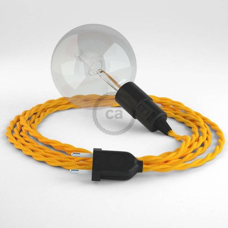 Créez votre Snake Effet Soie Jaune TM10 et apportez la lumière là où vous souhaitez.