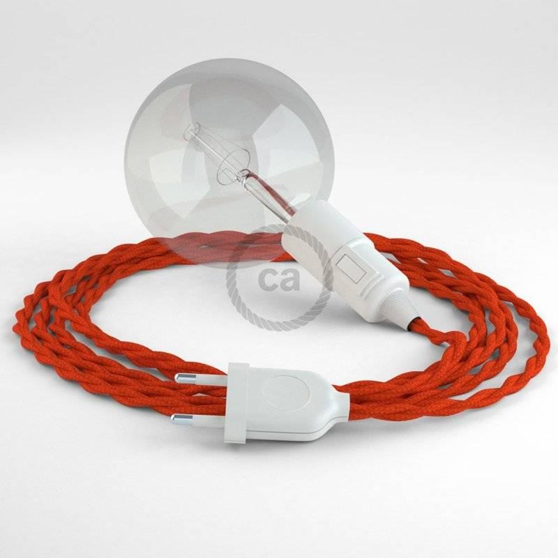 Créez votre Snake Effet Soie Orange TM15 et apportez la lumière là où vous souhaitez.