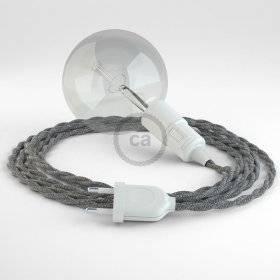Créez votre Snake Lin Naturel Gris TN02 et apportez la lumière là où vous souhaitez.