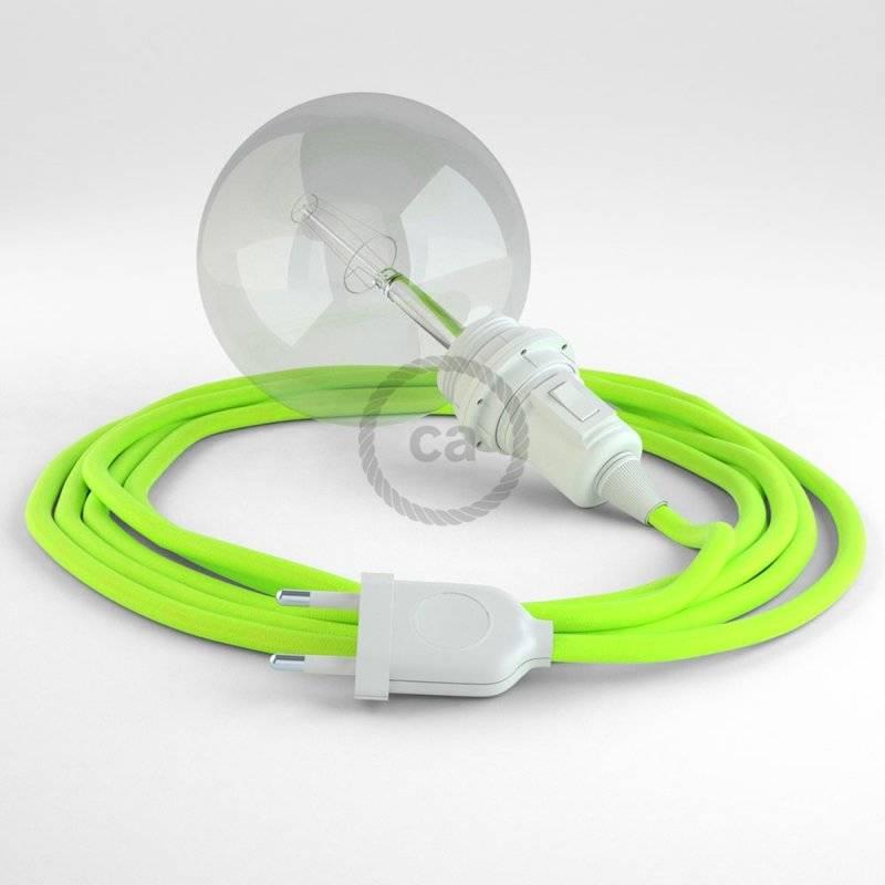 Créez votre Snake pour Abat-jour Jaune Fluo RF10 et apportez la lumière là où vous souhaitez.