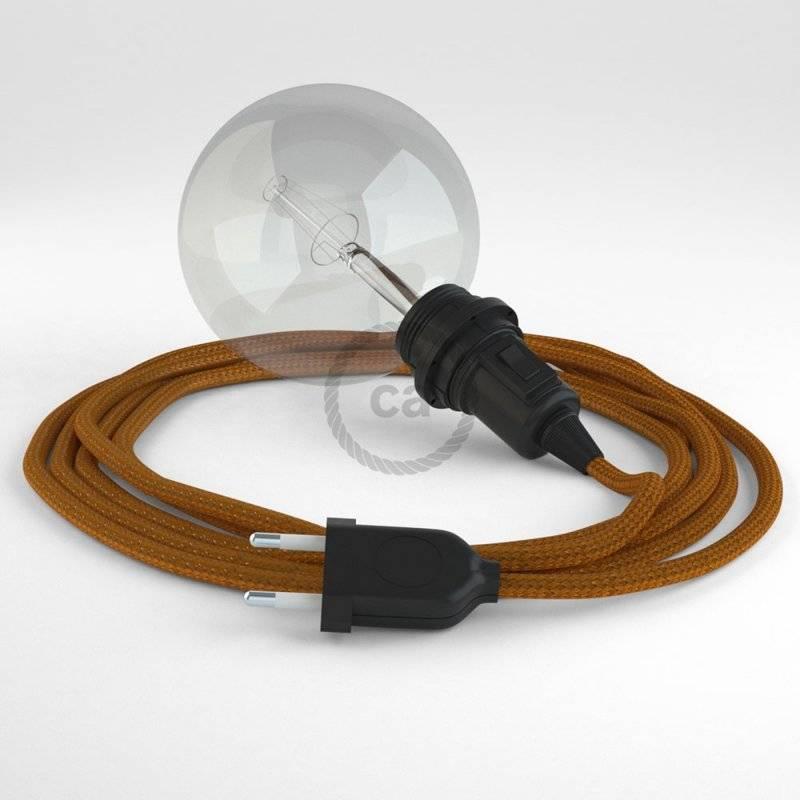 Créez votre Snake pour Abat-jour Effet Soie Whiskey RM22 et apportez la lumière là où vous souhaitez.