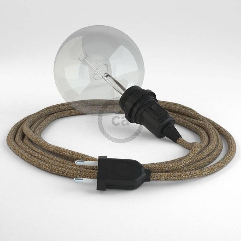 Créez votre Snake pour Abat-jour Paillettes et Lin Naturel Marron RS82 et apportez la lumière là où vous souhaitez.