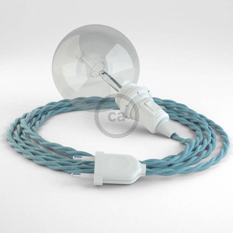 Créez votre Snake pour Abat-jour Coton Océan TC53 et apportez la lumière là où vous souhaitez.