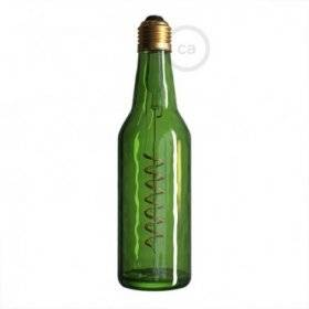 Ampoule LED Beer Verte 8W E27 Dimmable 2800K