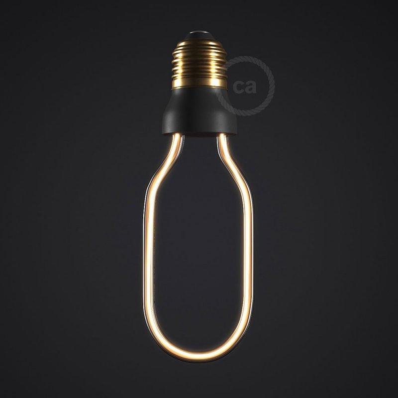 Ampoule LED Art Tube 8W E27 Dimmable 2200K