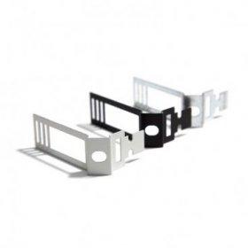Pince de serrage en métal blanc pour Creative-Tube