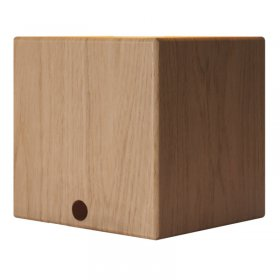 Base lampe en bois de bouleau