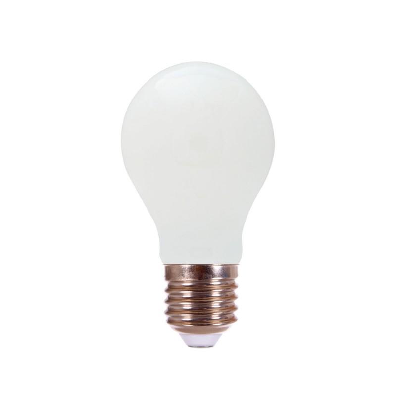 Ampoule Milky LED Goutte A70 12W E27 2700K