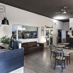 #BeCreative: Le restyling du Ginnic Center Fitness Club